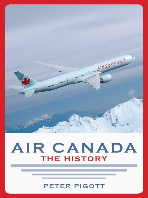 Cover image for Air Canada