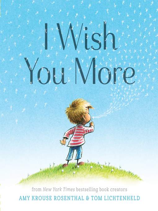 Cover image for I Wish You More