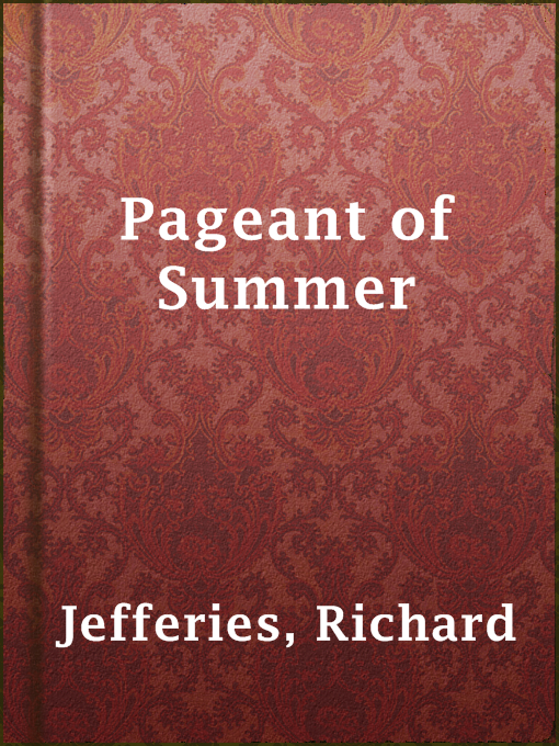 Pageant of Summer