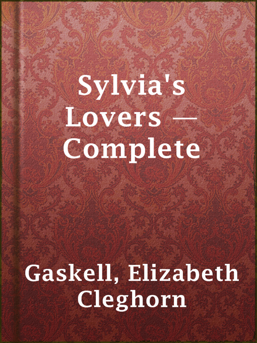 Sylvia's Lovers ¿́¿ Complete