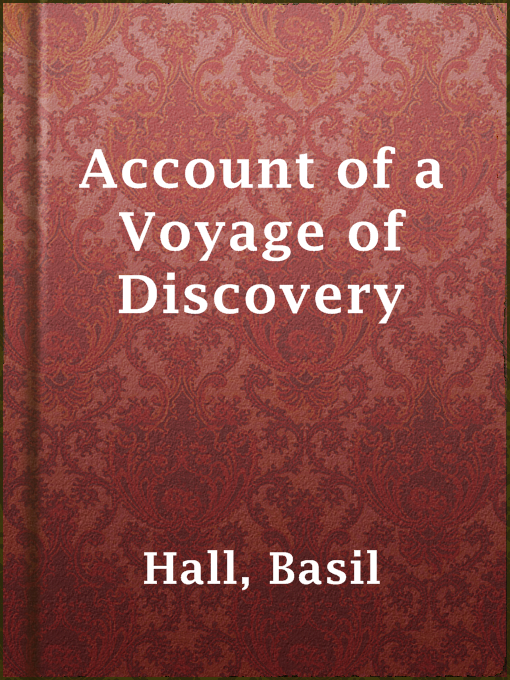 Account of A Voyage of Discovery