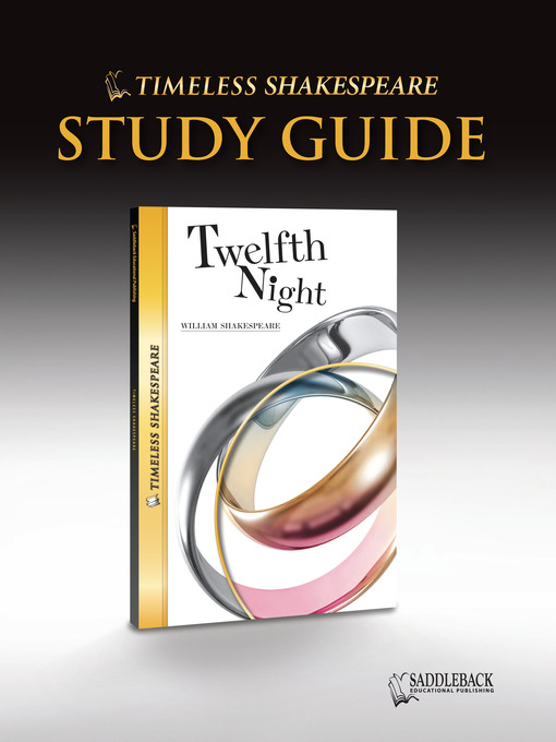 Twelfth Night Study Guide