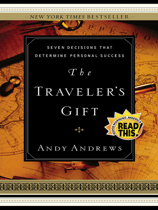 Cover image for The Traveler's Gift
