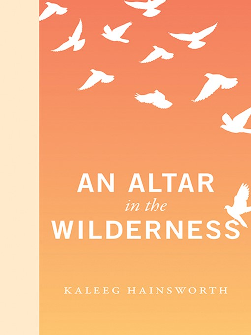 Cover image for An Altar in the Wilderness