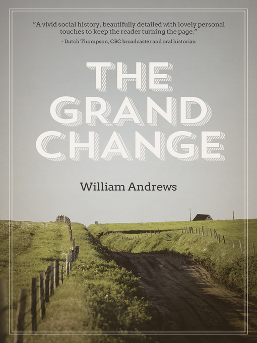 The Grand Change