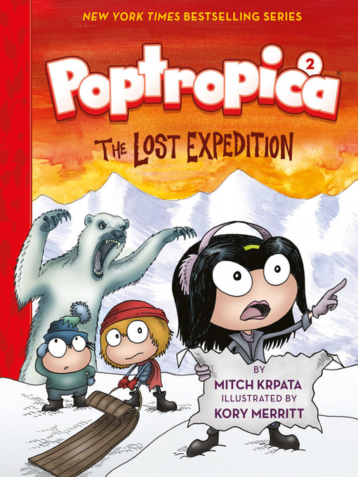 Cover image for The Lost Expedition
