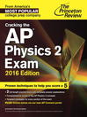 Cracking the Ap Physics 2 Exam, 2016 Edition