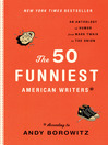 The 50 Funniest American Writers