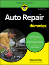 Auto Repair for Dummies®