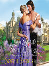 Lady Sarah's Sinful Desires