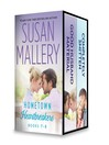 Susan Mallery's Hometown Heartbreakers, Books 7-8
