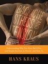 Backache, Stress, and Tension