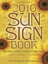 Llewellyn's 2016 Sun Sign Book
