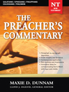 The Preacher's Commentary, Volume 31