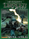 Jim Butcher's the Dresden Files