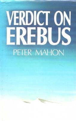 Cover of Verdict on Erebus