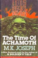 cover of The time of Achamoth