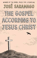 Cover of The Gospel According to Jesus Christ