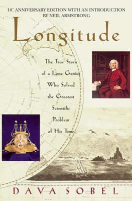 Cover image for Longitude