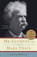 Cover of Mr Clemens and Mark Twain