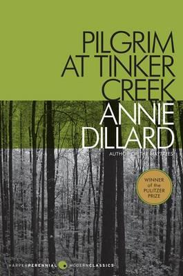 Cover of Pilgrim at Tinker Creek