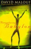 Cover of Remembering Babylon
