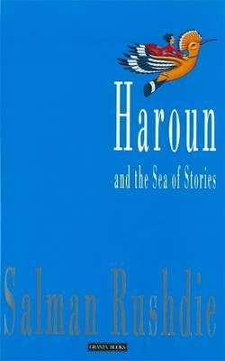 Book cover of Haroun and the Sea of Stories