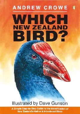 Cover of Which New Zealand bird?