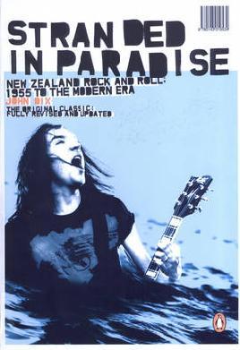 Strantard in Paradise - cover