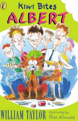 Book Cover of Albert