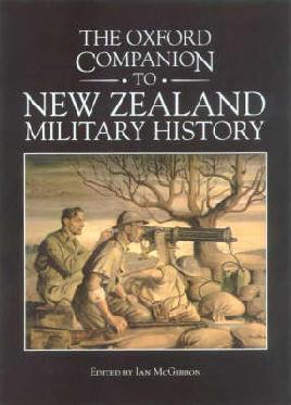 The Oxford Companion to New Zealand Military History