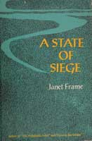 Book cover of A state of siege