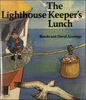 Cover of The Lighthouse Keeper's Lunch
