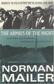 Cover of The Armies of the Night