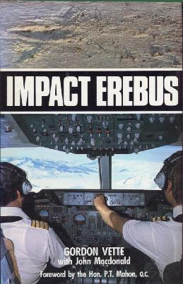 Cover of Impact Erebus