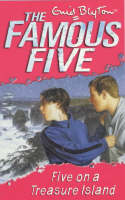 Cover of Five on a treasure island
