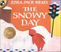 Cover of The Snowy Day