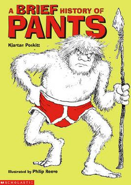 Cover of A brief history of pants