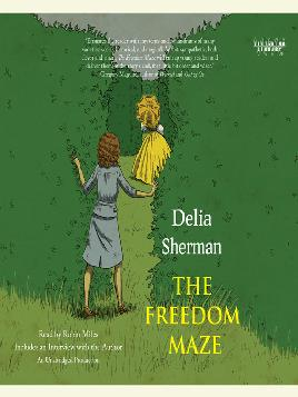 Cover of The freedom maze