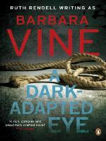 Cover of A Dark-Adapted Eye