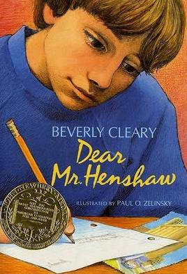 Cover of Dear Mr Henshaw