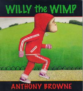 Cover of Willy the Wimp