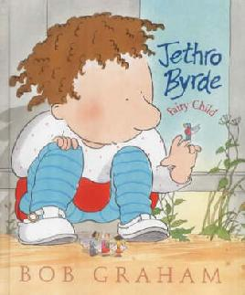 Cover of Jethro Byrde Fairy Child