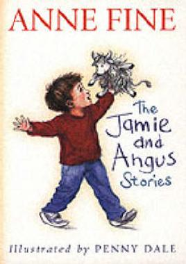 Cover of The Jamie and Angus stories