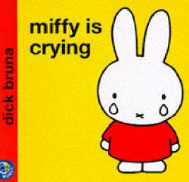 Cover of Miffy Is Crying