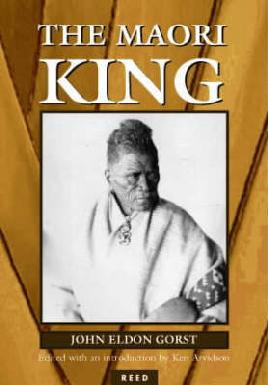Cover of The Maori King