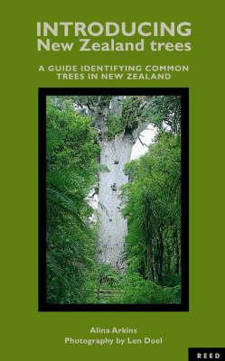 Book Cover of Introducing NZ Trees