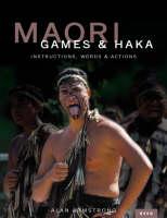 Cover of Maori Games and haka