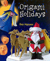 Book cover of Origami holidays