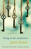 Cover of Living in the Maniototo